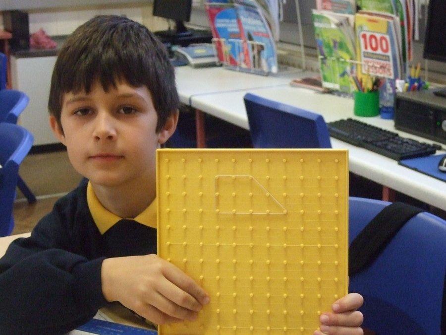 P6 Maths: 2D shape