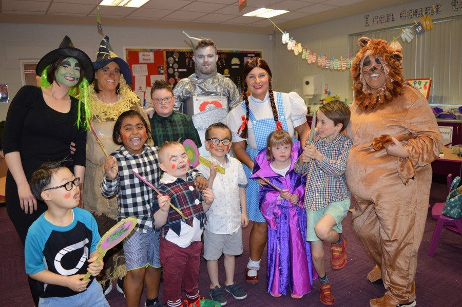 Early Years/Junior School Halloween 2018