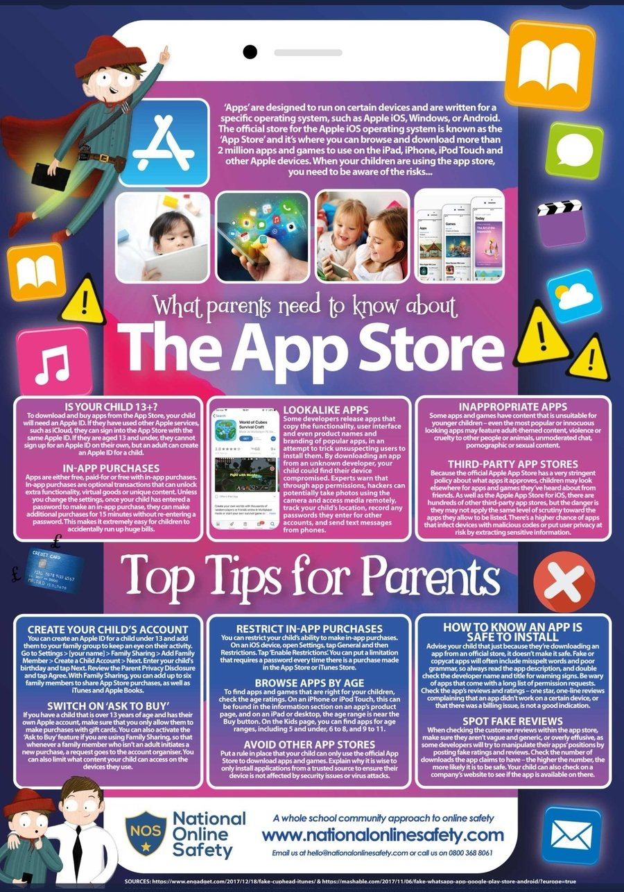 The App Store guide for parents