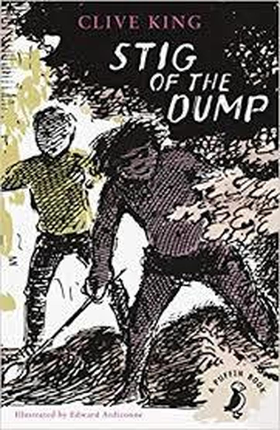 Stig of the Dump- Clive King