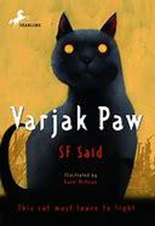 Varjak Paw - S F Said