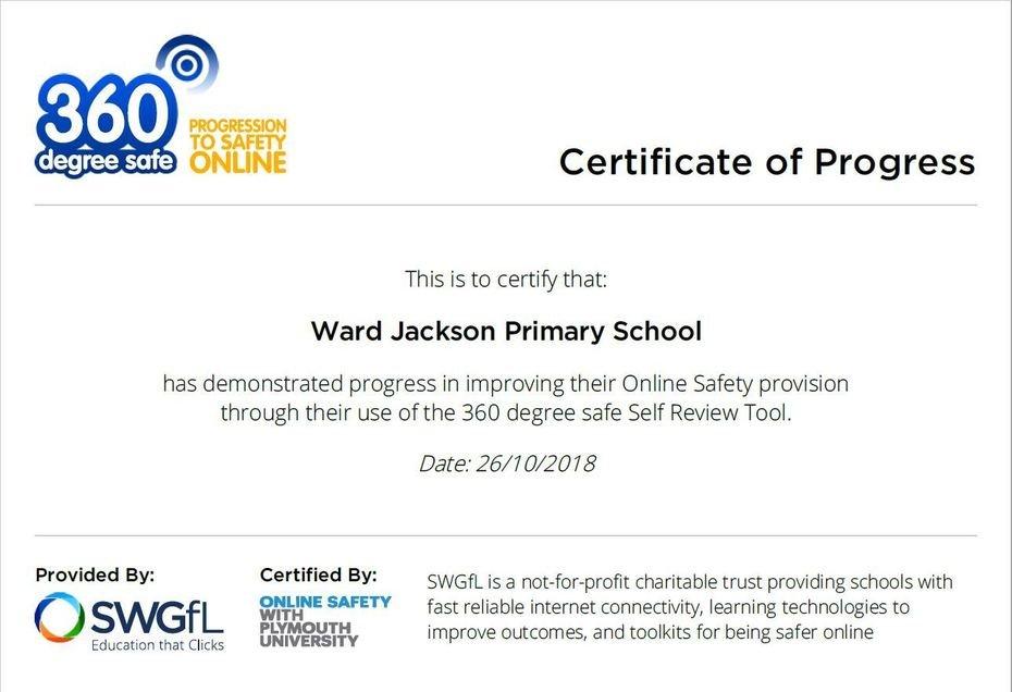 360Safe - Certificate