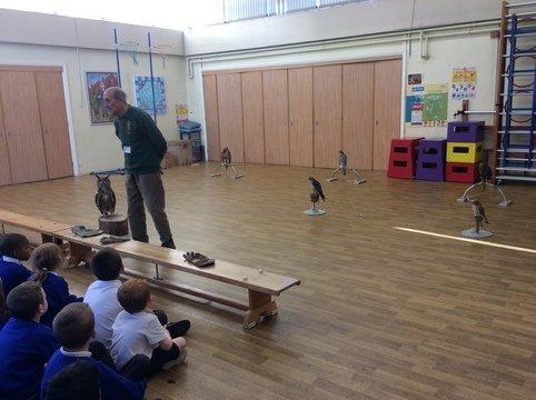 Bickershaw Church of England Primary School - Enrichment