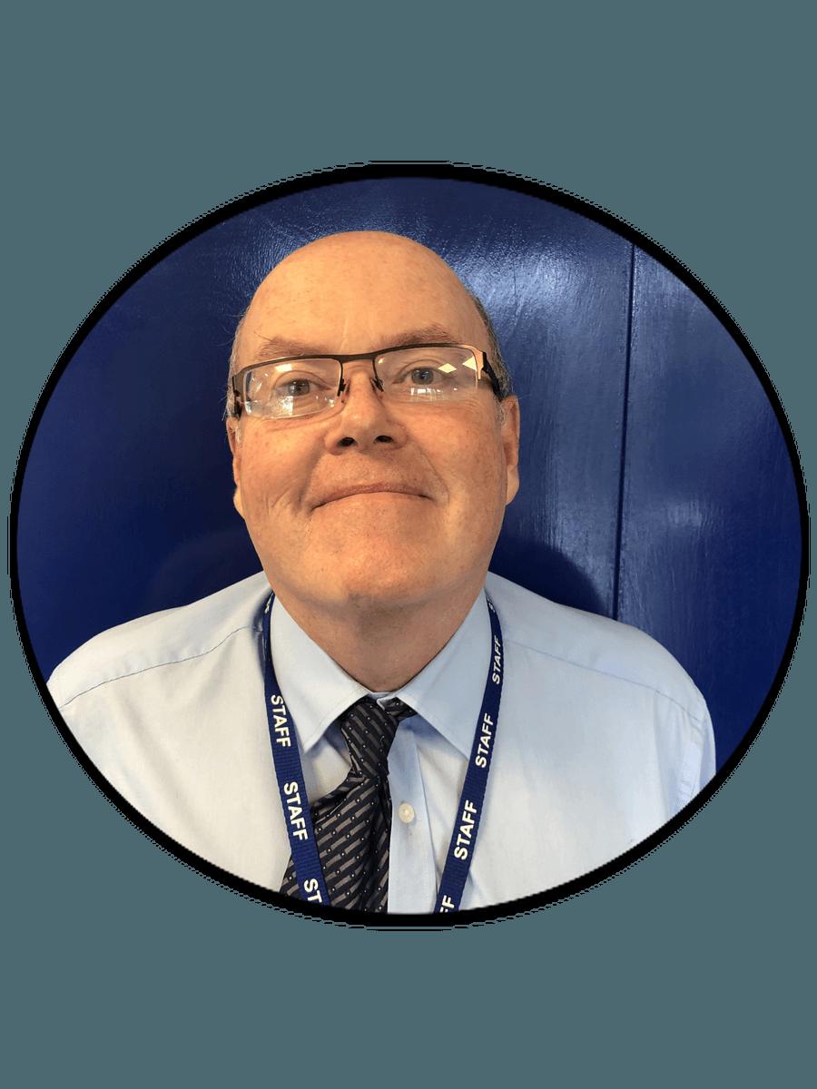 Mr Rushton - Headteacher