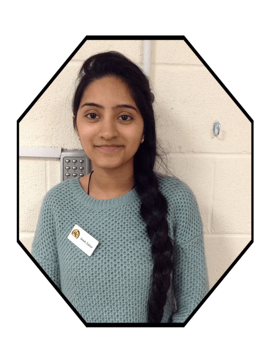 Sana Zablar-Nursery Officer