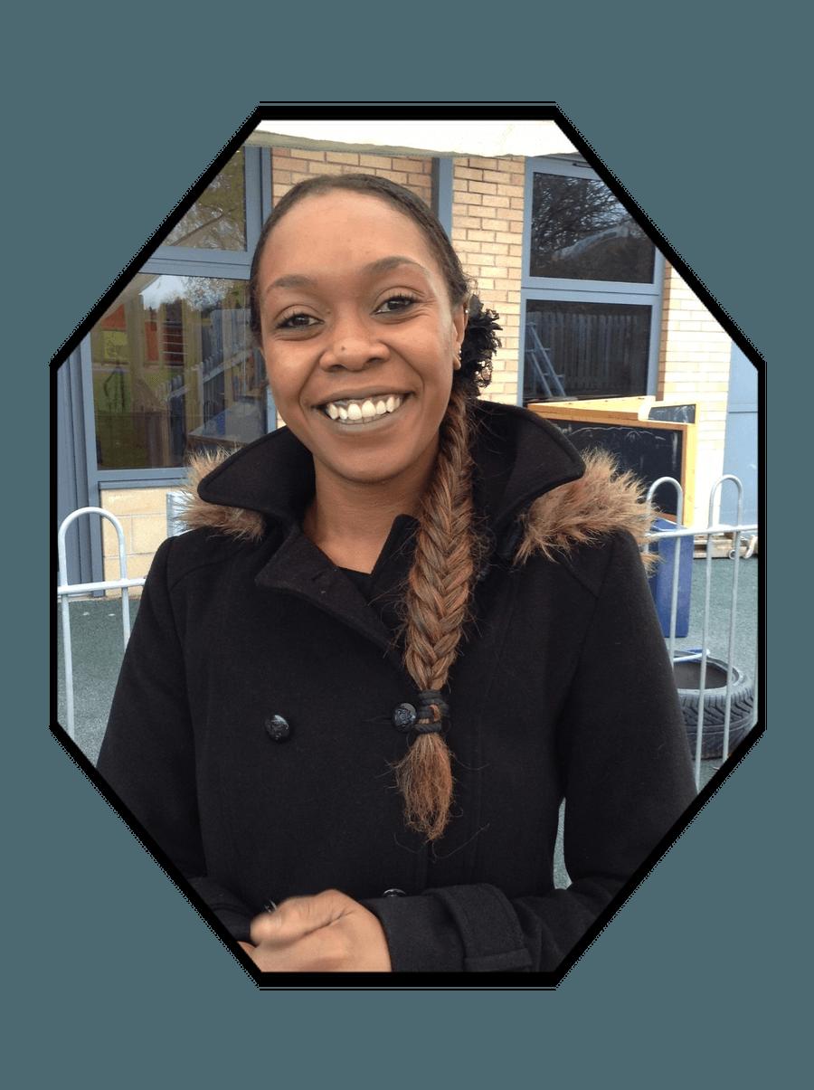 Cherelle Martin-Nursery Playworker