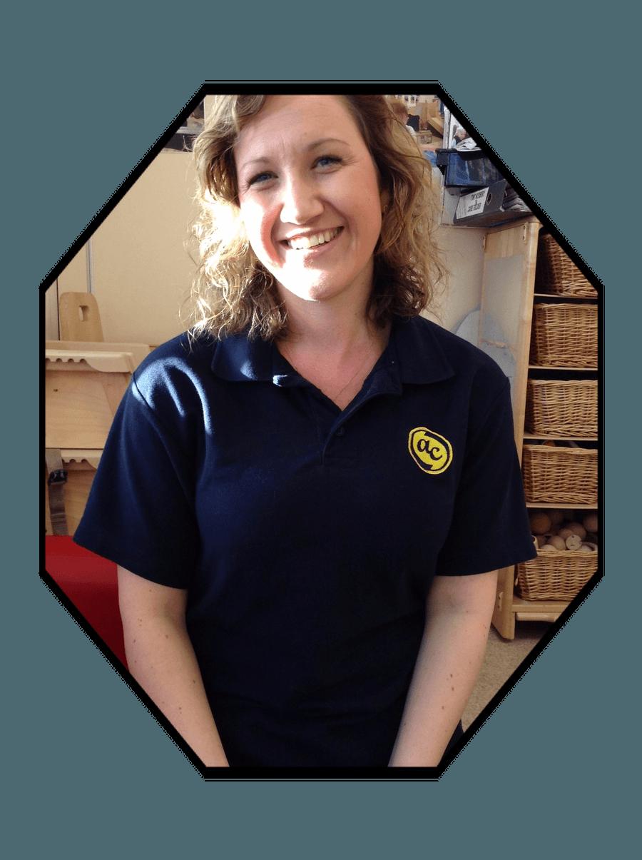 Sarah Sedgwick-Nursery Play worker