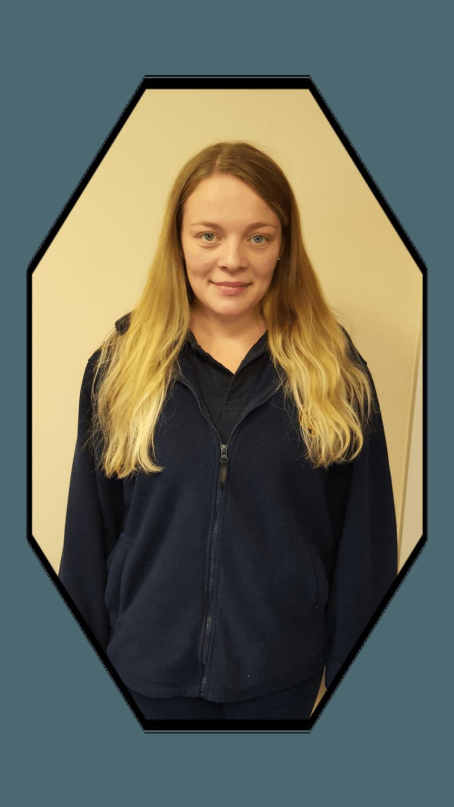 Evyan Baxter-Nursery Officer SEND