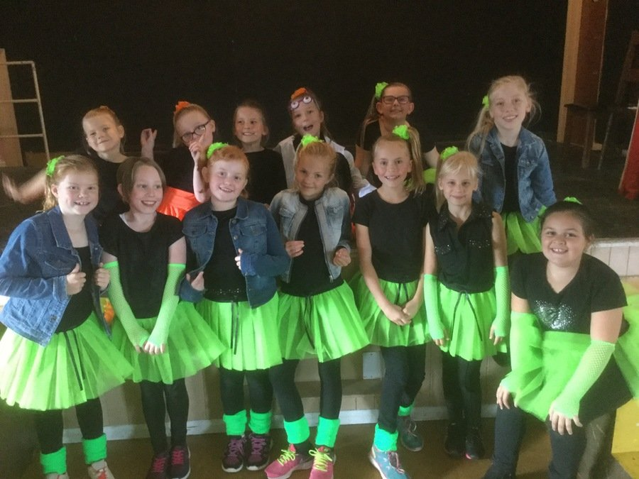 Dance Club and Dance Club Junior - October 2018