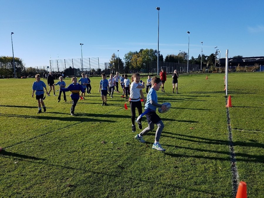 Owls Tag Rugby tournament at HHS - November 2018