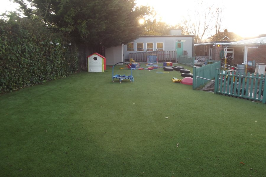 Reception Play Area