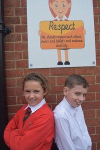 Year 6 Vice-Chairs