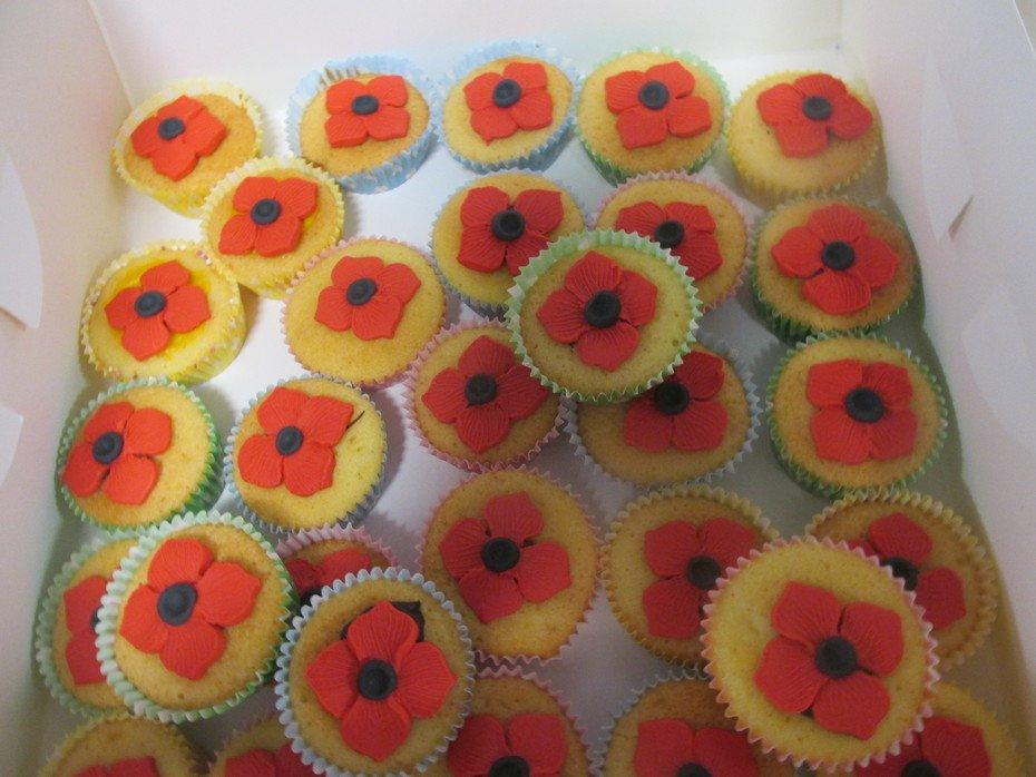 Poppy Cakes