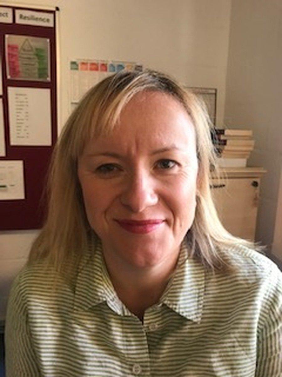 Rebecca Simister, Headteacher
