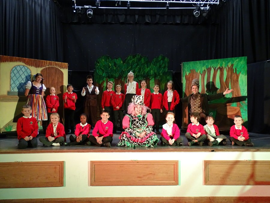 School Council and Cast Members