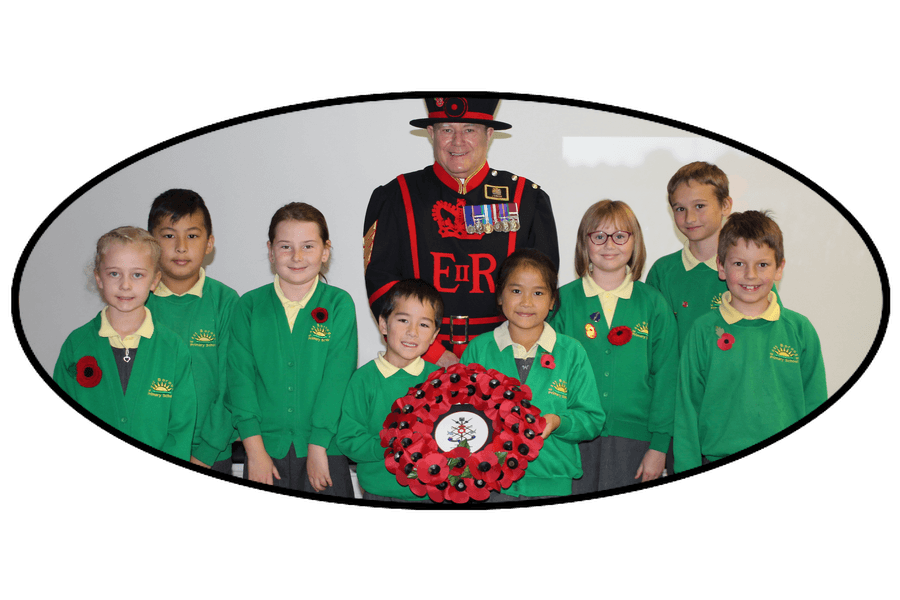 Remembrance Assembly Nov 2018