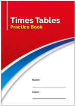 Times Tables Practice Book