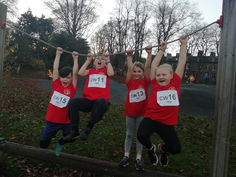 Some of our children are taking part in the Keighley and Craven Schools cross country league. Click here to see details, results and photographs.