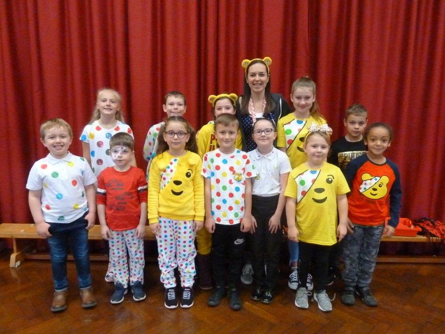 BBC Children in Need Day