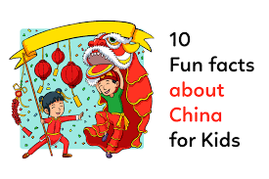 Click the picture to find the 10 fun facts about China.