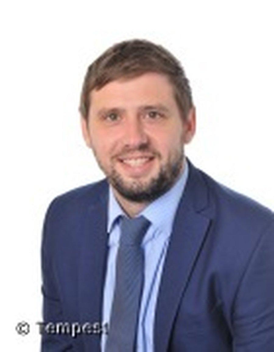 Mr Aaron McDonagh - Acting Headteacher