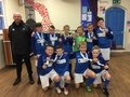 South Derbyshire football champions!