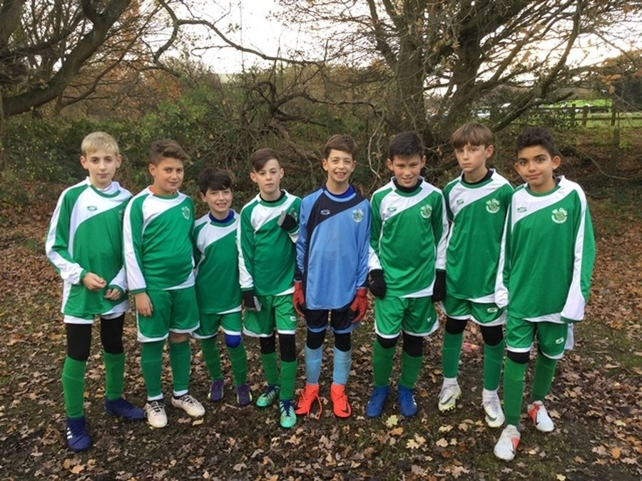 Year 5 and 6 Football Tournament November 2018