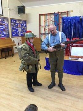 Broughton Primary School Academy - Special Events