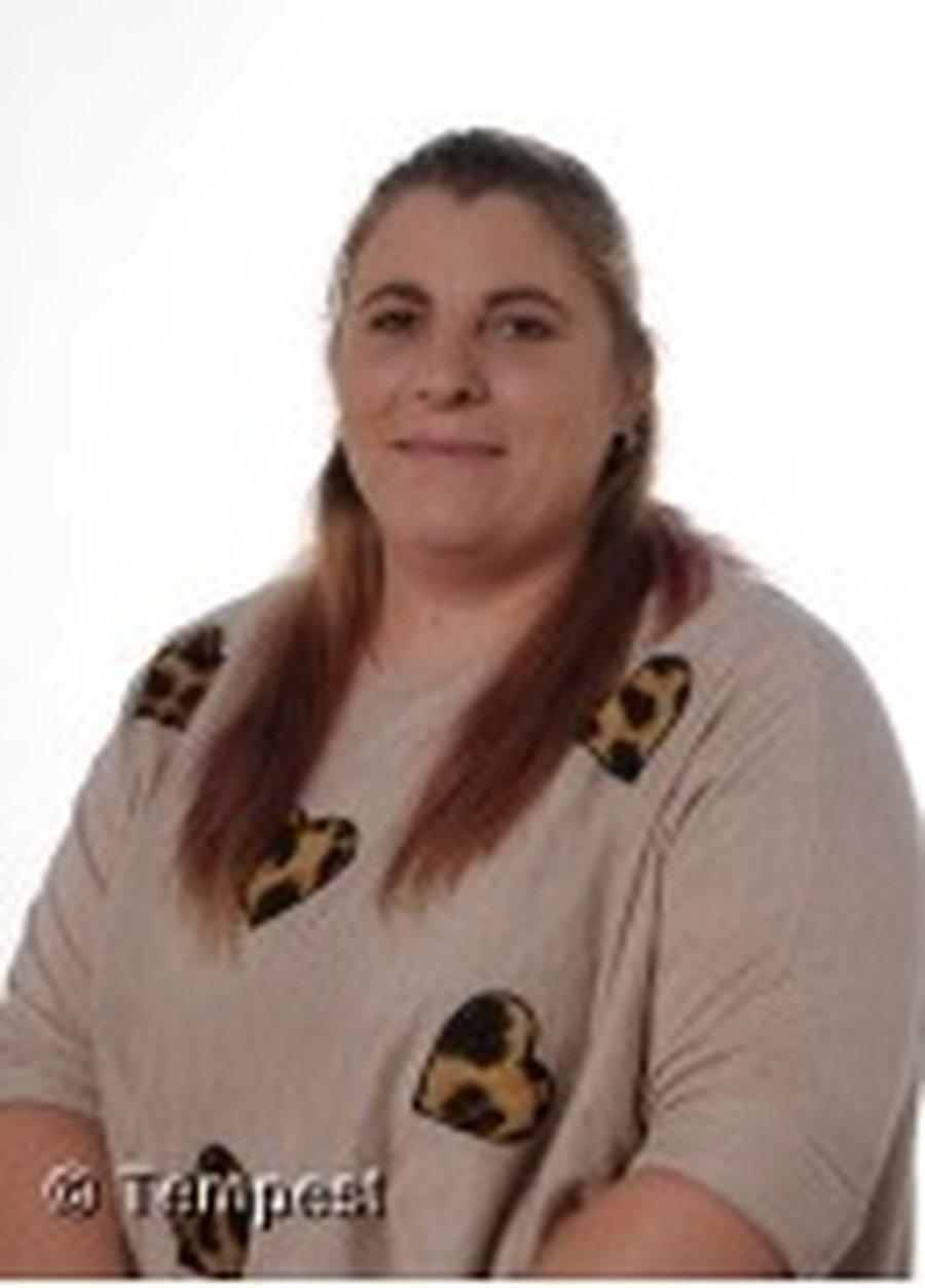 Miss Stewart - Teaching Assistant