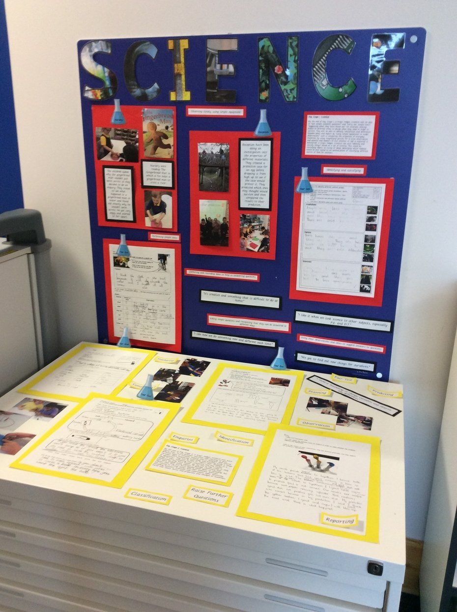Science Display