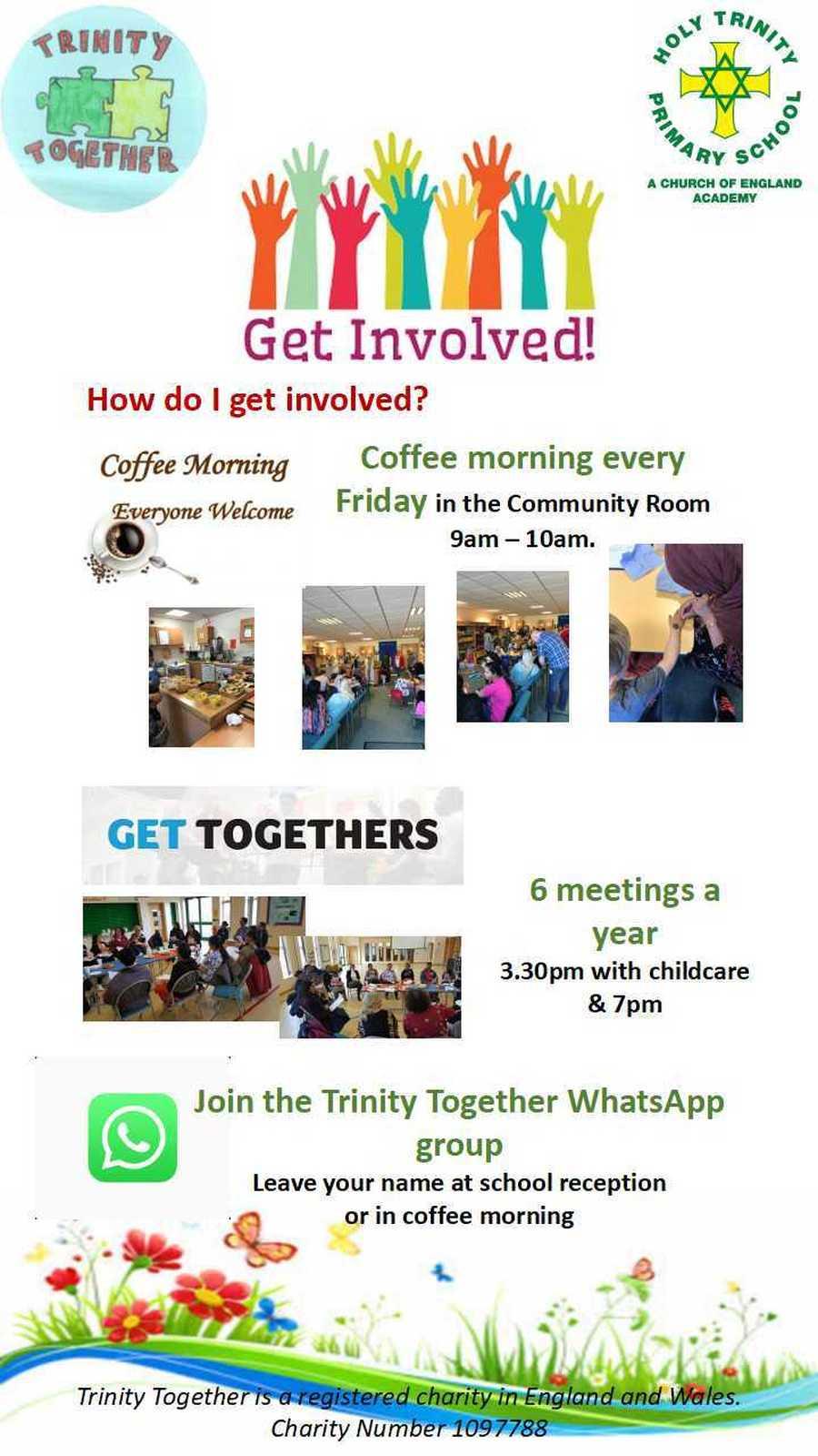 Holy Trinity Primary School - Trinity Together