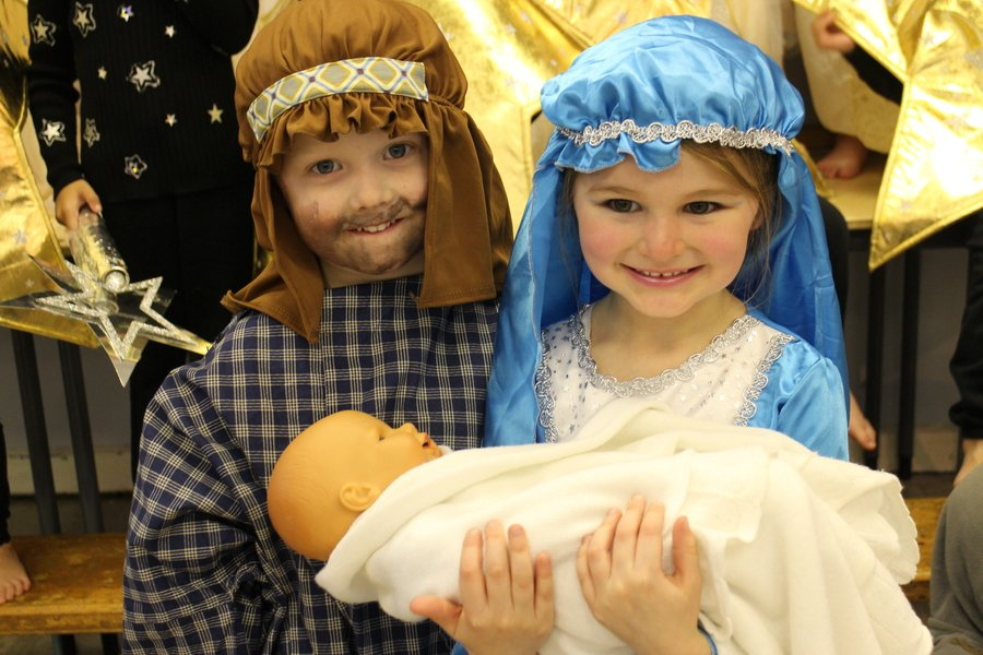 Click HERE for photos of our Nativity Play