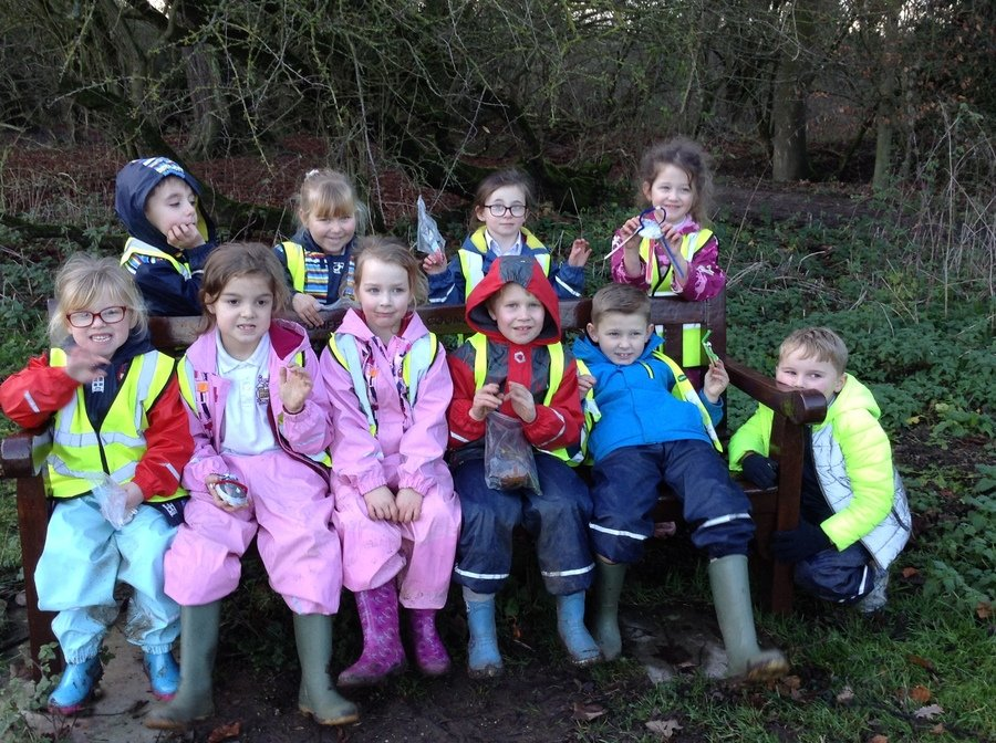 The Woodland Warriors - Autumn Group
