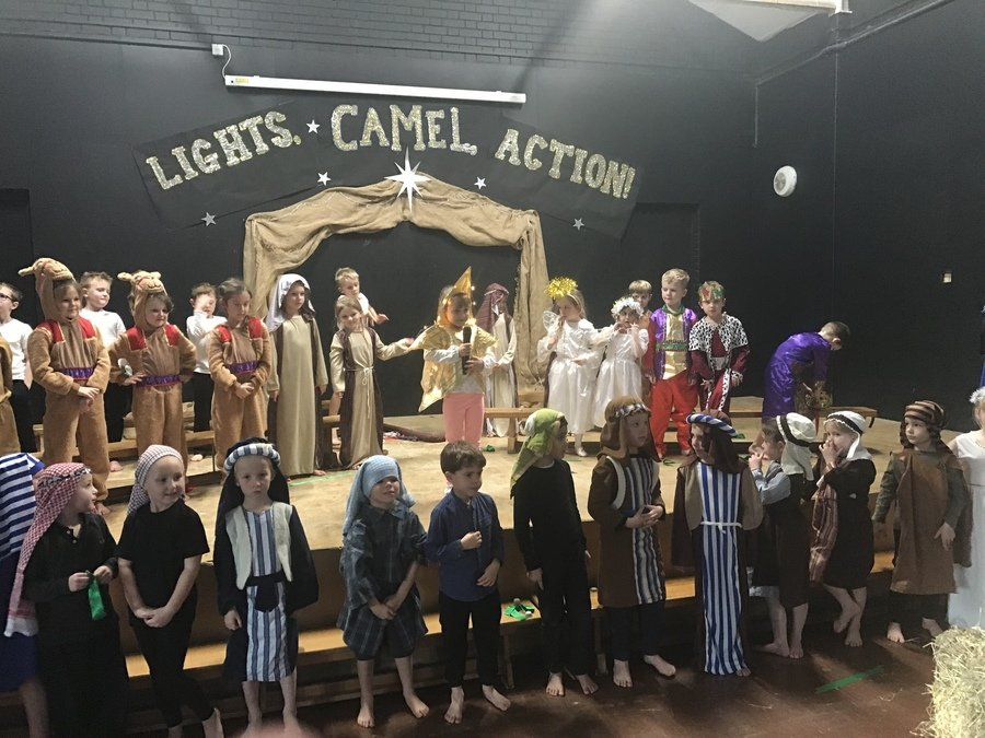 Lights, Camel, Action - KS1