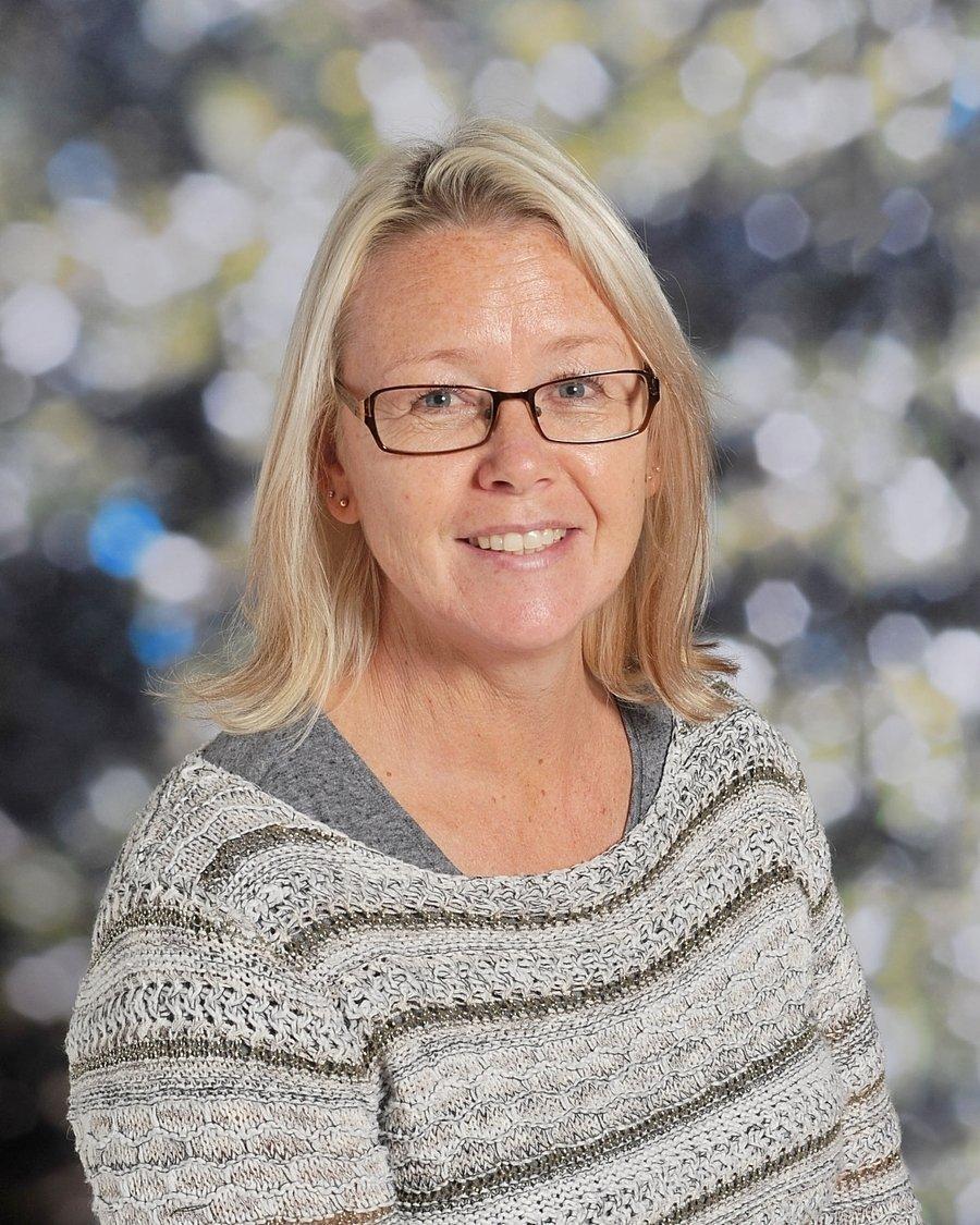 Mrs Groucott - HLTA