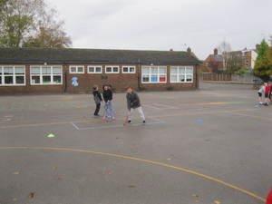 St Hugh's Catholic Primary School - 4C Hockey Nov 18