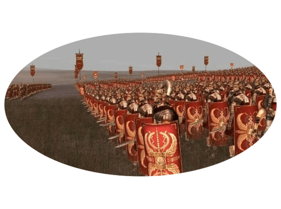 DO YOU HAVE WHAT IT TAKES TO BE A ROMAN SOLDIER?