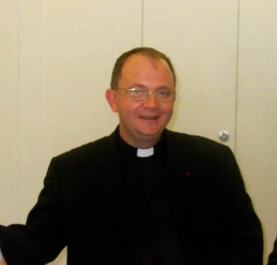 Fr Phillip Hall - Parish Priest