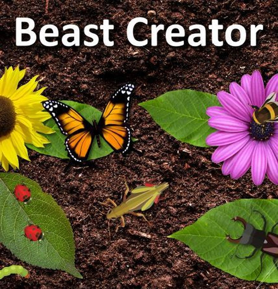 Term 3's theme is Beast Creator! Such an engaging theme for the term.