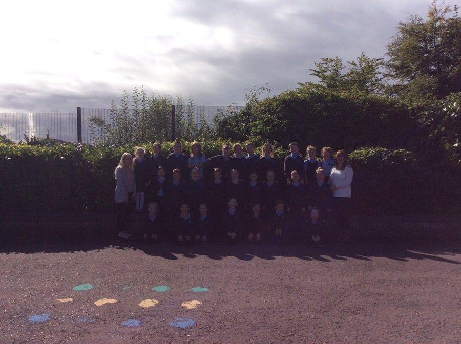 Miss McGrann's class 2018-19