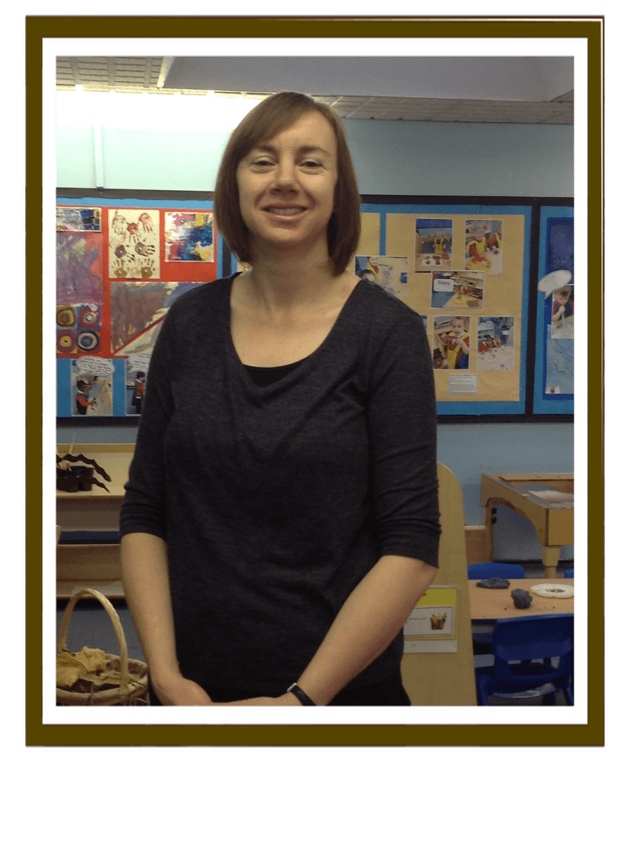 Mrs Elsworth - Nursery Nurse