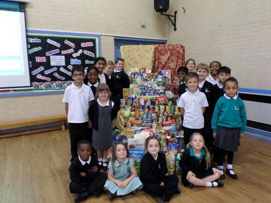 Food Bank Donation - Harvest Festival