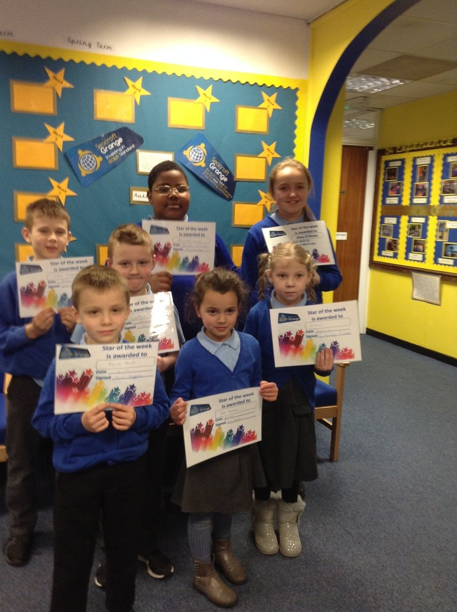 Star of the Week - 18/01/2019