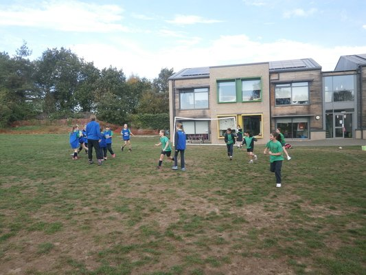 Rugby taster session