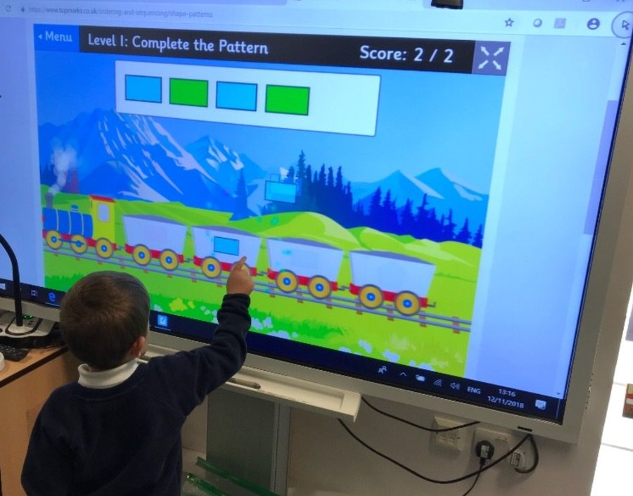 Exploring 2D shape through computer games