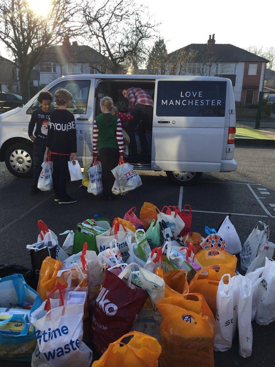 Christmas Foodbank Donations