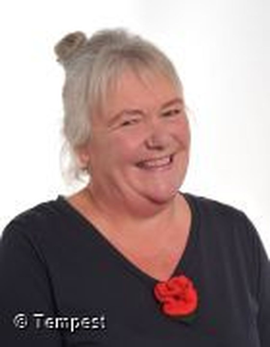 Sharon Moore</br>Senior Teaching Assistant