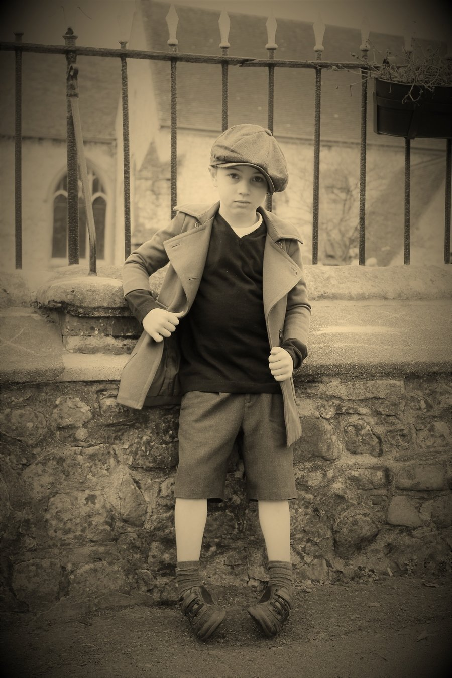 Victorian Day at St. Andrew's School