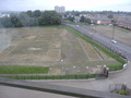 This is a view of the site from the tower.
