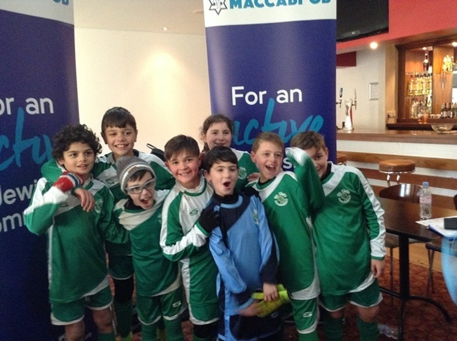 Year 3 and 4 Football Tournament January 2019